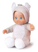 Bábika v kostýme Zajačik Mini Animal Doll Minikiss Smoby 20 cm od 12 mes