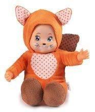 Bábika v kostýme Líška Mini Animal Doll MiniKiss Smoby 20 cm od 12 mes