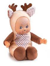 Bábika v kostýme Srnček Mini Animal Doll MiniKiss Smoby 20 cm od 12 mes