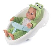 Dětská chodítka - Chodítko a kočárek pro panenku Croc Baby Walker MiniKiss 3in1 Smoby s brzdou a bezpečnostním pásem od 12 měsíců_5