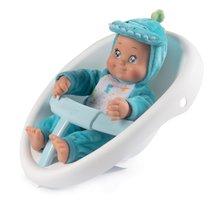 Dětská chodítka - Chodítko a kočárek pro panenku Croc Baby Walker MiniKiss 3in1 Smoby s brzdou a bezpečnostním pásem od 12 měsíců_16
