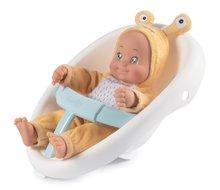 Dětská chodítka - Chodítko a kočárek pro panenku Croc Baby Walker MiniKiss 3in1 Smoby s brzdou a bezpečnostním pásem od 12 měsíců_19