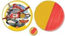 MONDO 15013 Stop ball raketa PLANES 21 cm na suchý zips