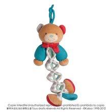 KALOO 962969 spievajúci plyšový medvedík naťahovací BLISS - ZIG 25-40 cm z jemného mäkkého plyšu v darčekovej krabičke