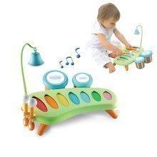 Hračky zvukové - Hudební xylofon Cotoons Smoby s bubny a zvonkem od 12 měsíců_1