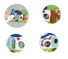 Hračky pro miminka - 211023 b smoby sviatiaci domcek
