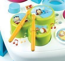 Odrážadlá sety - Set odrážadlo Bubble Go Smoby so strieškou a didaktický stolík Cotoons od 6 mes_10
