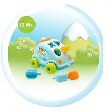 Igrače za vlečenje - Avto Hrošč Cotoons Smoby s kockami modro-zelen od 12 mes_5