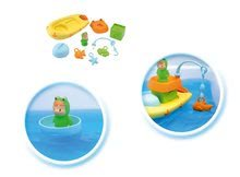 Hračky do vany - 211123 c smoby lodka