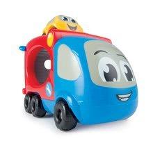 Nákladné autá - Kamión - transportér Smoby dĺžka 21 cm s farebným autíčkom od 12 mes_5
