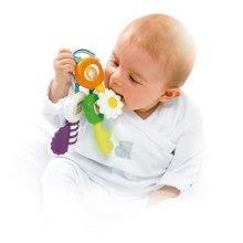 Dezvoltarea abilităților motorii - Chei pentru dentiţie Cotoons Aktivity Smoby pentru bebeluşi_0