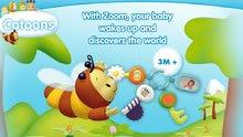 Dezvoltarea abilităților motorii - Chei pentru dentiţie Cotoons Aktivity Smoby pentru bebeluşi_6