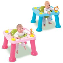 Interaktívne hudobné stoly - Stolík Cotoons Youpi Smoby s hračkami ružový od 6 mes_2