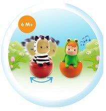 Jucării cu sunete - Figurine pentru bebeluşi Cotoons Rolly Polys Smoby Moki/Wabap/Punky de la 6 luni_2