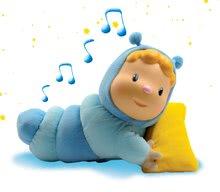 Legkisebbek játékai - Világító baba párnával Cotoons Chowing Smoby kisbabáknak kék_4