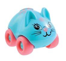 Játék kisautó – kiscica Bella Animal Planet Smoby 7 cm 12 hó-tól