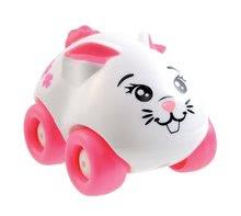 Avtomobilček – zajček Mina Animal Planet Smoby 7 cm od 12 mes