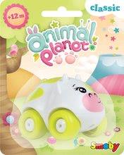Autíčka - Autíčko - kravička Lila Animal Planet Smoby 7 cm od 12 mes_0