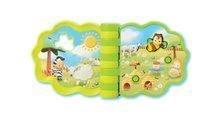 Zenélő bébijátékok - Zenélő könyvecske Cotoons Smoby kinyitható és 12 dallammal 10 hó-tól_4
