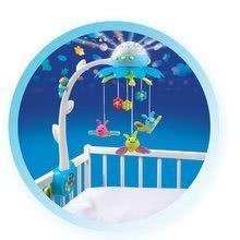 Kolotoče nad postieľku - Kolotoč nad postieľku Cotoons Smoby s hudbou a svetlom pre najmenších modrý_6