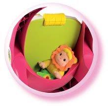 Detské chodítka - Chodítko Cotoons Smoby s kockami, svetlom a melódiou ružové od 12 mes_3