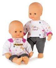 Smoby bábika Baby Nurse 220100 zlatá