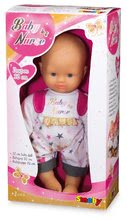 Domčeky pre bábiky sety - Set opatrovateľské centrum pre bábiku Baby Nurse Smoby a bábika so šatôčkami 32 cm_17