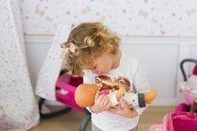 Domčeky pre bábiky sety - Set opatrovateľské centrum pre bábiku Baby Nurse Smoby a bábika so šatôčkami 32 cm_13