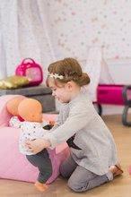 Domčeky pre bábiky sety - Set opatrovateľské centrum pre bábiku Baby Nurse Smoby a bábika so šatôčkami 32 cm_14