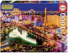 Puzzle Neon Series, Neon Las Vegas Educa 1000 dielov od 12 rokov