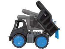 Nákladné auto pre deti Sansibar BIG dĺžka 33 cm od 2 rokov čierne