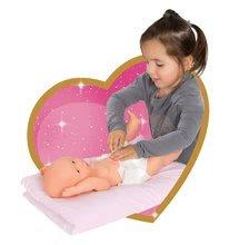 Doplňky pro panenky - Přebalovací set pro panenku Baby Nurse Smoby v kufříku růžový_2