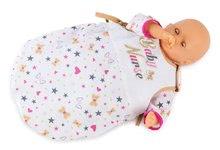 Alvózsák játékbabának 42 cm Baby Nurse Arany sorozat Smoby 2 éves kortól