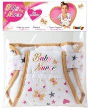 Klokanka pro panenku 42 cm Baby Nurse Zlatá edice Smoby