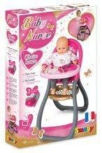 Kolica za lutke setovi - Set kolica za lutku Smoby sportska (58 cm ručka), hranilica, kolijevka i lutka s odjećom od 18 mjeseci_10
