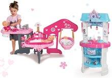 Set opatrovateľské centrum pre bábiku Baby Nurse Smoby a kuchynka Frozen s trblietkami
