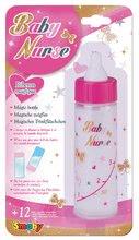Kolica za lutke setovi - Set duboka kolica za lutku od 42 cm Princeze Disney Smoby i klokanica te bočica s mlijekom Baby Nurse_7
