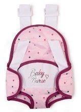 Lékařské vozíky pro děti - Set zdravotnický pult pro lékaře Baby Care Center Smoby s lahvičkou a klokankou pro panenku_3