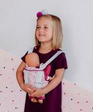 Lékařské vozíky pro děti - Set zdravotnický pult pro lékaře Baby Care Center Smoby s lahvičkou a klokankou pro panenku_5