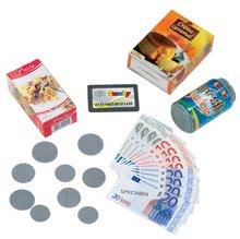 Obchody pre deti - Pokladňa Smoby elektronická s dotykovou obrazovkou, zvukom a 25 doplnkami zelená_0