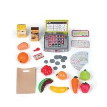 Obchody pre deti - Obchod Store Tronic Smoby s elektronickou pokladňou a 38 doplnkov_3