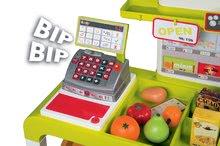 Obchody pre deti - Obchod Store Tronic Smoby s elektronickou pokladňou a 38 doplnkov_0