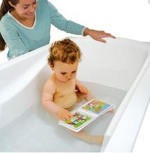 Hračky do vany - Knížka do vody Cotoons Smoby voděodolná barevná od 12 měsíců_6