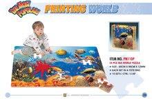 Pěnové puzzle - Pěnové puzzle Sea World Lee 54 dílů 60*90*1,2 cm od 0 měsíců_1