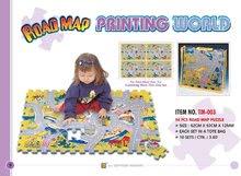 Pěnové puzzle - TM003 2