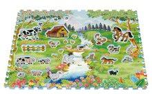 Penové puzzle Home Animal Lee 40 dielov