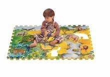 Puzzle iz pene - Puzzle iz pene Pop Out Animals Lee Chyun 6 delov 30*30*1,4 cm_1