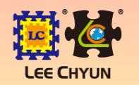 Puzzle iz pene - Logo Lee Chyun