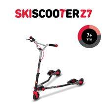 Kolobežky pre mládež - Kolobežka SkiScooter lyžovanie na ceste smarTrike Z7 Red červeno-čierna od 7 rokov_1