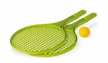 SMOBY 40091 Soft tenis, 55*6*24 cm